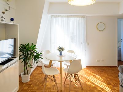 Downtown apartment, equipped for four people