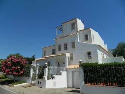 Photo for 3 Bedroom 3 ensuite Villa In Old Village, Vilamoura, With Pool, UKTV & free WiFi