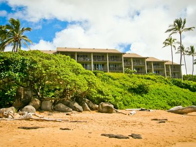 Photo for Up to 25% OFF!! Ocean Front Property-Wailua Bay View 1BD #305