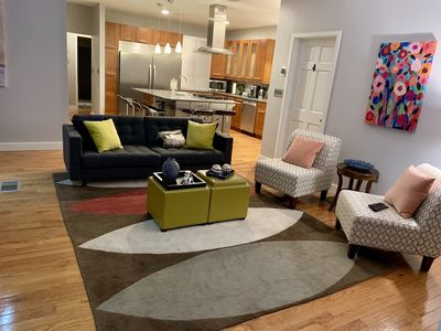 Photo for Modern Luxury Spacious in Somerville close to BOSTON / MIT / HARVARD