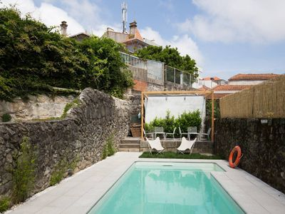 Photo for Lovely Townhouse with Pool and Breakfast - Room 5