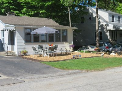 Photo for 2BR Cottage Vacation Rental in La Porte, Indiana