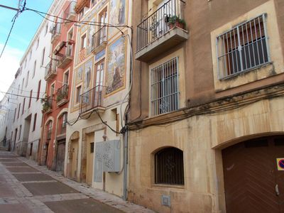 Photo for An apartment in the old city of Tarragona.