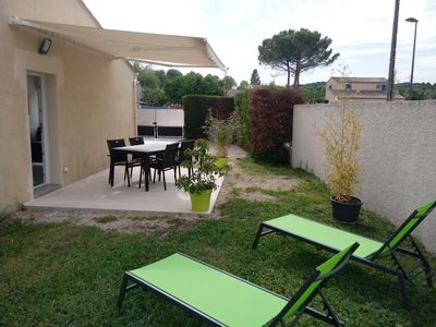 Photo for 1BR Apartment Vacation Rental in Saturargues, Occitanie