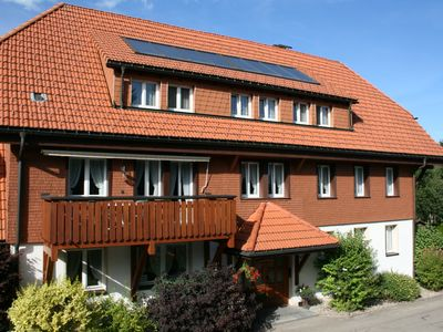 Photo for Apartments **** in a quiet, central location in Hinterzarten, incl. WIRELESS INTERNET ACCESS