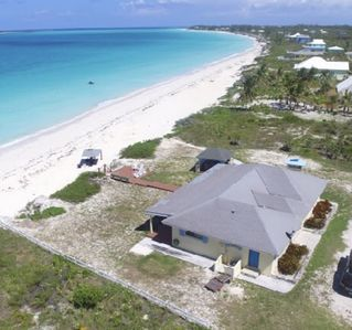 Photo for Great Harbour Cay home with spectacular ocean views, Berry Island