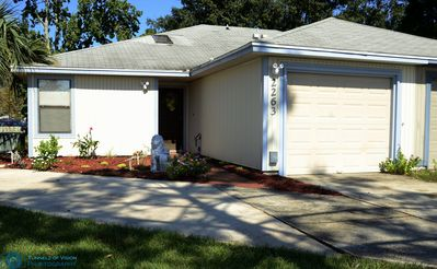 Photo for COZY HOME- 15 MINS FROM JAX BEACH & MAYO CLINIC