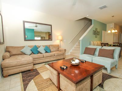 Photo for Newly furnished 5 bed/4 bath town home with your private splash pool