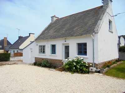 Photo for House with courtyard, closed garden and WIFI in PERROS-GUIREC