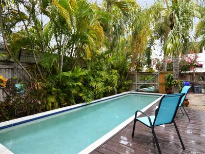 Photo for Tropical Casita by AT HOME IN KEY WEST