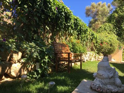 Photo for Tranquil, boutique 1 bed guest house nestled in stunning rustic countryside home