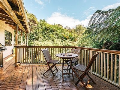 Sweet Escape - Onetangi Bach - Outdoor Living
