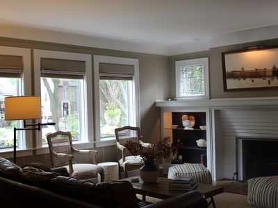 Photo for Charming Grosse Pointe Flat in The Village