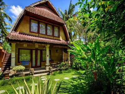 Photo for 2 BR Duplex Villa @ Scenic Place of Ubud