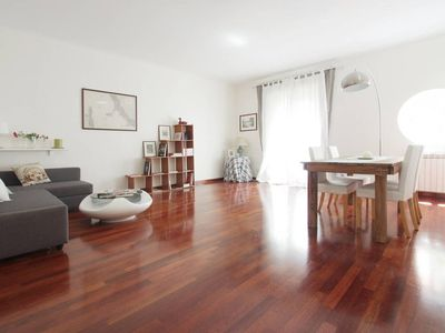 Photo for SPANISH STEPS - CHARMING APARTMENT IN THE HEART OF ROME !  AC -  FREE WIFI - 4 GUESTS - BIG PRIVATE TERRACE!!
