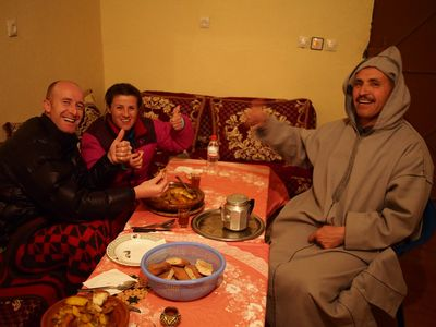 Photo for Gite in the high atlas. Owner by family berber.