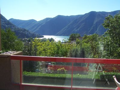 You could wake up with this view during your staying in Lugano