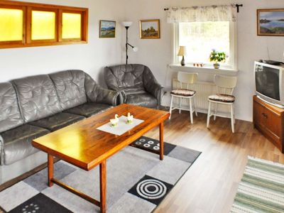 Photo for House 547 m from the center of Västra Bodane with Internet, Garden (276709)