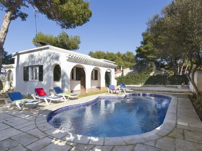 Photo for Comfortable holiday home with pool - Villa Gregal