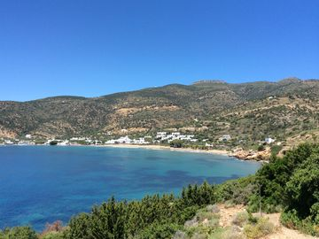 Gialos Beach, Aegean, Greece