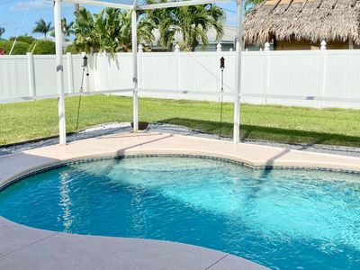 Photo for Pool Home in Southwest Cape Coral with 3bedrooms/2bathrooms/2 car garage!