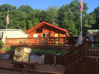 Cozy cabin on Magician — Minutes away from Wineries and Orchards!!