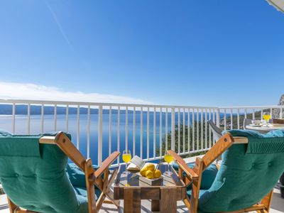 Photo for Apartments Luxury view (58331-A2) - Omis