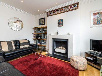 Photo for Super 2 Bed Flat in centre Portobello Notting Hill - Two Bedroom Apartment, Sleeps 4
