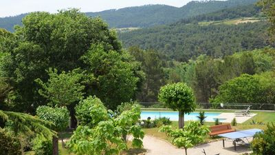 Photo for One bedroom Apartment, sleeps 2 in Cabrera d'Igualada with Pool and WiFi