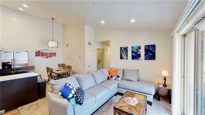 Photo for 3 Bedroom 2 Bathroom with amazing views of the Moab Rim. Top Floor Unit!