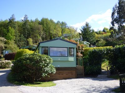 Photo for Modern caravan in south west Scotland, sleeps 6 guests (unit B15)