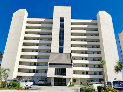 Photo for Direct Ocean Front Condo at WaterPointe II