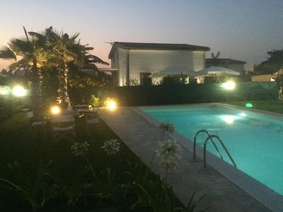 Photo for Villa with private pool near the sea | Cefalu