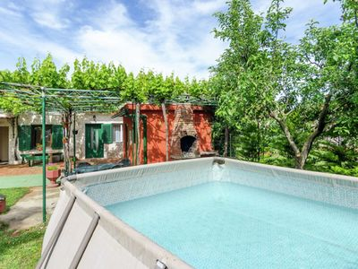 Alluring Holiday Home in Marcana with Private Swimming Pool
