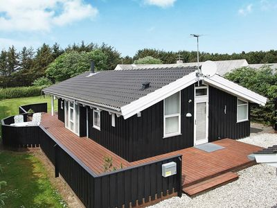 Photo for Modern Holiday Home in Løkken with Terrace