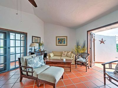 Photo for This Mediterranean-Style Villa is Fantastic for Families, Couples, or Friends