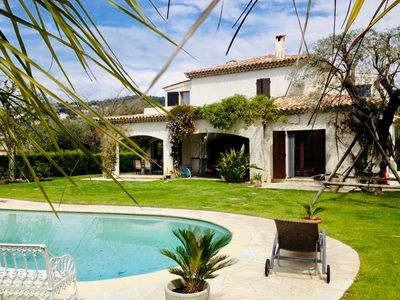 Photo for Charming Provencal house in secure domain