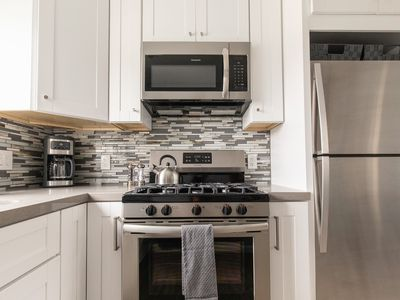 Photo for Cozy 2 BR/1 BA Bayside Apartment. Brand New Remodel!