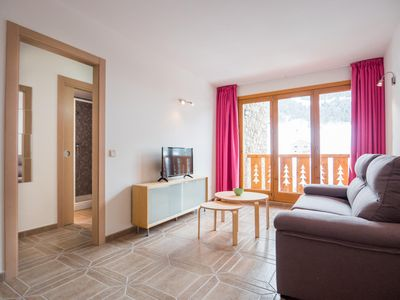 Photo for 2 Bedroom Apart. with views up to 6 people. El Tarter.T.PARK