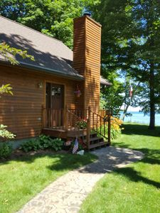 Photo for Beautiful Views, Cottage on Grand Traverse Bay