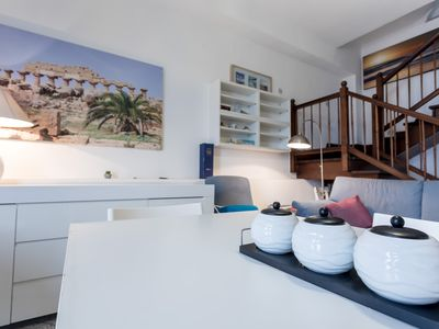 Photo for Seafront house in Selinunte - panoramic view