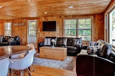 East Wakefield Vacation Rental Cottage | 2BR | 1BA | 1,000 Sq Ft | 8 Guests