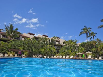 Photo for Kamaole Sands #7-403  Great Rates. Garden and Partial Ocean Views, Sleeps 6