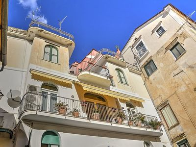 Photo for Appartamento Marilena B: A graceful apartment located in the center of Amalfi, at the back of the cathedral, with Free WI-FI.