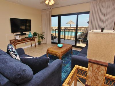 Beautiful Ground Floor Condo Just Steps To The Pool