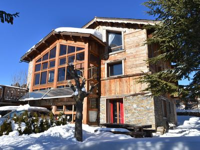 Photo for Large chalet for 12 people