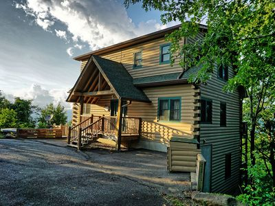 Photo for 4BR Cabin Vacation Rental in Bryson City, North Carolina