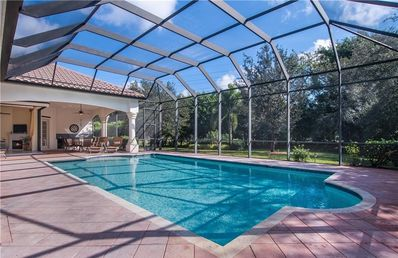 Photo for Stunning Views from this Fabulous 4/3 Pool and Spa Home in Pristine Briarwood