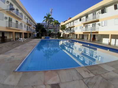 Photo for Apartment a few steps from Praia Grande / Ubatuba. Great location !!