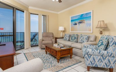 Photo for 2BR Condo @ Phoenix VII! Beach Front! **FREE Nights Just Added!*